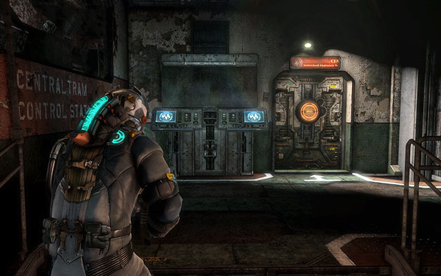In order to start the mission, you have to go to the Mid Station, where you first must start the generator using an electric interface - Investigate the Conning Tower - Side missions: Conning Tower - Dead Space 3 - Game Guide and Walkthrough