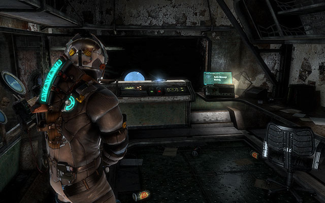 Inside the room you'll find a workbench and a crate - Investigate the Conning Tower - Side missions: Conning Tower - Dead Space 3 - Game Guide and Walkthrough