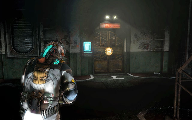 Leave the room and turn left, to the unlocked elevator which will take you to the upper level - Investigate the Conning Tower - Side missions: Conning Tower - Dead Space 3 - Game Guide and Walkthrough