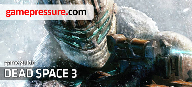 A Dead Space 3 guide includes a detailed walkthrough of completing all 19 campaign chapters, as well as side missions - Dead Space 3 - Game Guide and Walkthrough