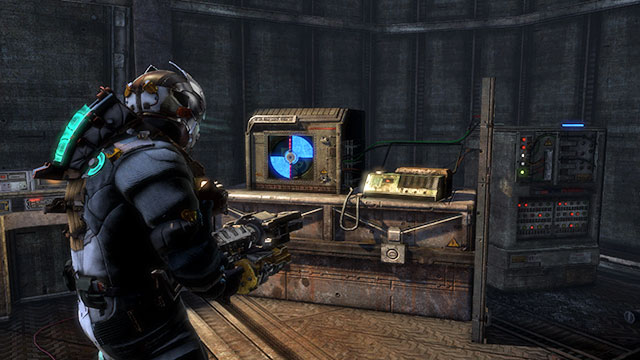 Chapter 4 p 1 secrets dead space 3 game guide after turning off the generator go to the other side of the room chapter malvernweather Choice Image