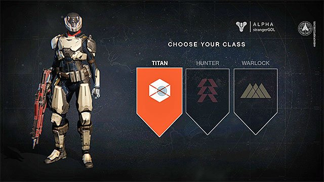 Game Design Character Classes : Character classes creation destiny game