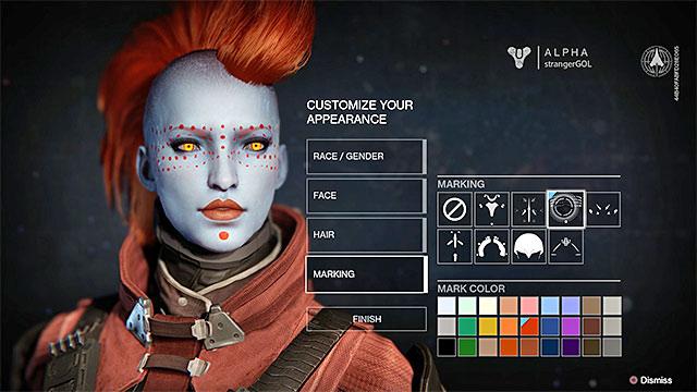 Destiny 2 - Character Creation Showcase (PS4 Pro) - YouTube  |Destiny Game Races