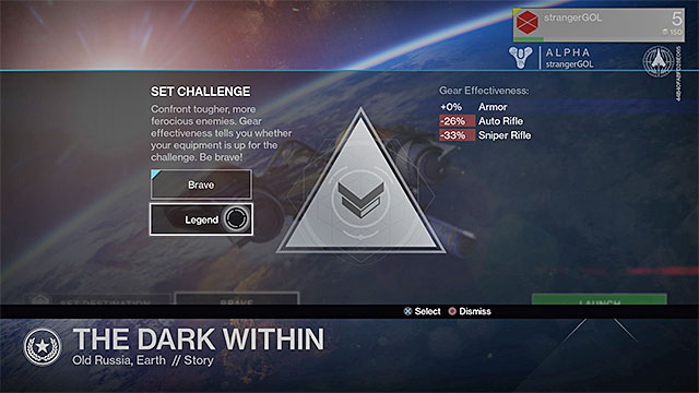 destiny how to get higher level items after 265