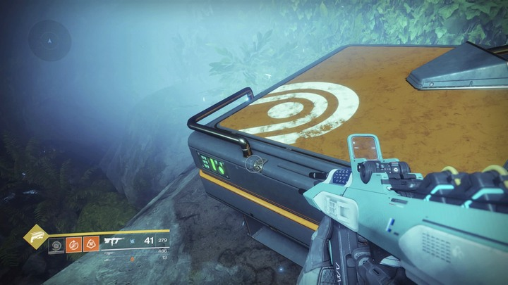In every Lost Sector youll find such a chest - dont forget to loot it. - Maps, Icons and Activities - Activities - Destiny 2 Game Guide