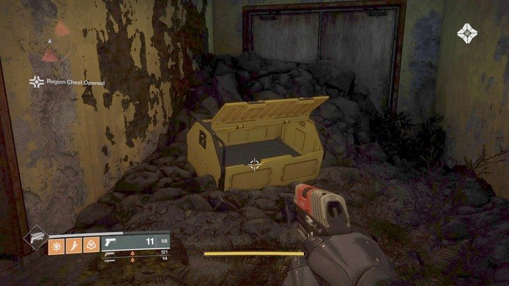 Region Chests - yellow chests (unique with single opening) - Maps, Icons and Activities - Activities - Destiny 2 Game Guide