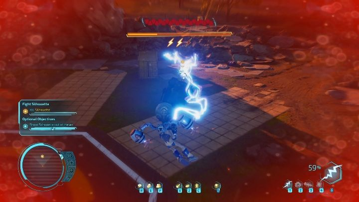 Destroy All Humans 2020 Silhouette Boss Fight Walkthrough How To Beat Destroy All Humans Remake Guide Gamepressure Com