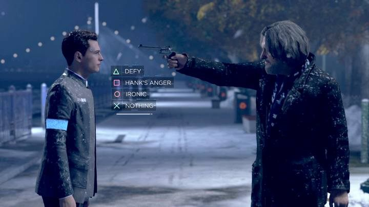 How To Prevent The Death Of Connor In Detroit Become Human