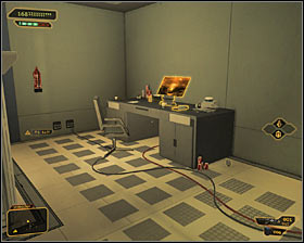 2 Peaceful Solution Getting Out Of The Ambush Deus Ex