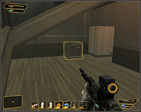 1 - (6) Saving hostages - Securing Sarifs Manufacturing Plant - Deus Ex: Human Revolution - Game Guide and Walkthrough