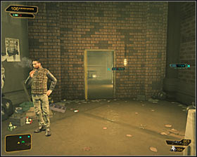 1 - Cloak & Daggers (steps 8-9) - Side quests - Deus Ex: Human Revolution - Game Guide and Walkthrough