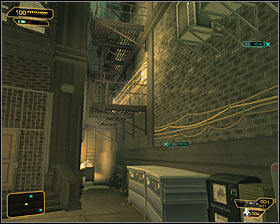 4 - Cloak & Daggers (steps 8-9) - Side quests - Deus Ex: Human Revolution - Game Guide and Walkthrough