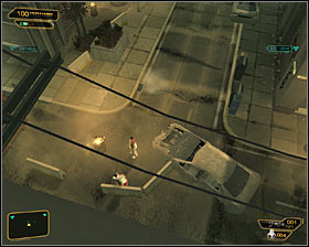 6 - Cloak & Daggers (steps 8-9) - Side quests - Deus Ex: Human Revolution - Game Guide and Walkthrough