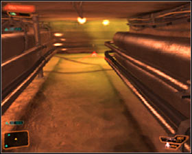 After using the first tunnel you have to choose your way to the destination site - Cloak & Daggers (steps 8-9) - Side quests - Deus Ex: Human Revolution - Game Guide and Walkthrough