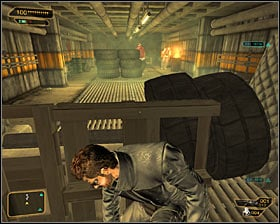 14 - Cloak & Daggers (steps 8-9) - Side quests - Deus Ex: Human Revolution - Game Guide and Walkthrough