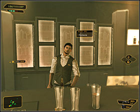 You must meet Tong Si Hung during the Hunting the Hacker main quest - Bar Tab (steps 1-4) - Side quests - Deus Ex: Human Revolution - Game Guide and Walkthrough