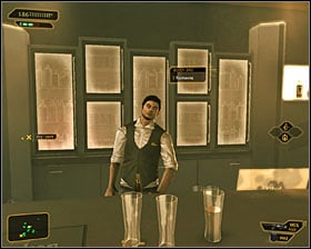 You must meet Tong Si Hung during the Hunting the Hacker main quest - Bar Tab (steps 1-4) - Side quests - Deus Ex: Human Revolution Game Guide