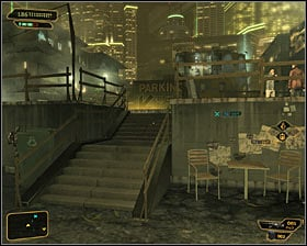 4 - Bar Tab (steps 1-4) - Side quests - Deus Ex: Human Revolution - Game Guide and Walkthrough