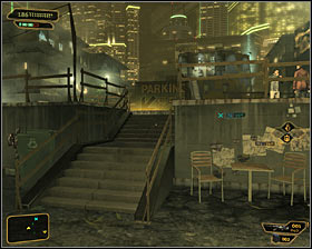 4 - Bar Tab (steps 1-4) - Side quests - Deus Ex: Human Revolution Game Guide
