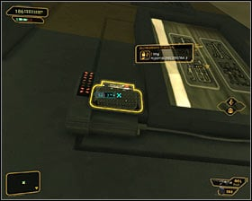 It might seem at first glance that reaching the control panel of the second communication relay is going to be difficult, because it's quite high #1 - Bar Tab (steps 1-4) - Side quests - Deus Ex: Human Revolution - Game Guide and Walkthrough