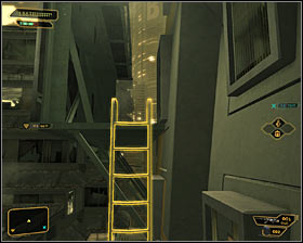 6 - Bar Tab (steps 1-4) - Side quests - Deus Ex: Human Revolution - Game Guide and Walkthrough
