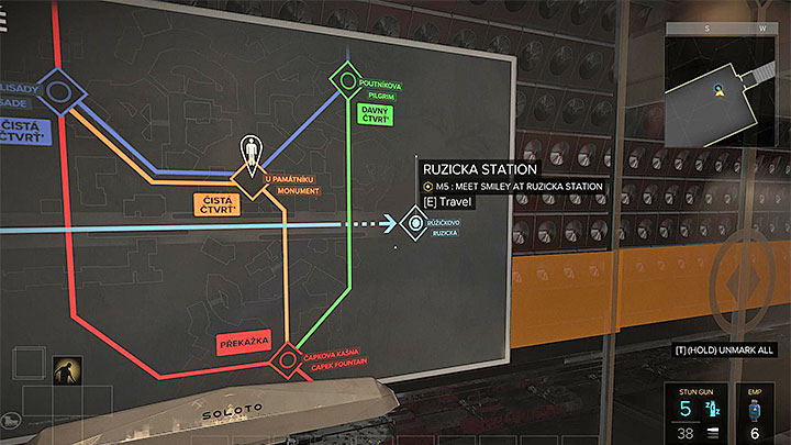 Deus Ex Subway Map.How To Find All Triangle Code Locations Tom S Hardware Forum