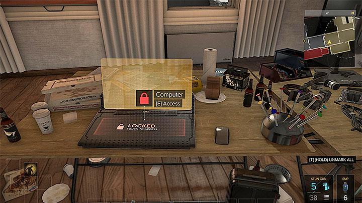 Samizdat - side quest - Deus Ex: Mankind Divided Game Guide