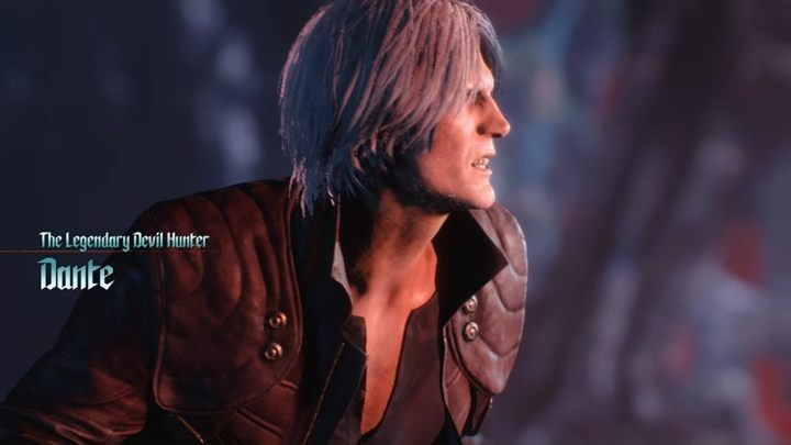Dante is a leading character from the series - hes well known by the fans of the series - Devil May Cry 5 Guide