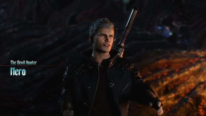 Nero is well known from Devil May Cry 4 - Devil May Cry 5 Guide