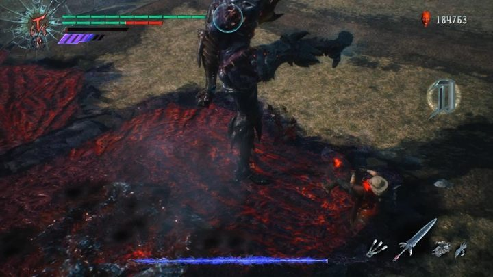 The boss will gradually increase his mobility - Urizen (Mission 17) Boss Fight Guide for DMC5 - Bosses - Devil May Cry 5 Guide