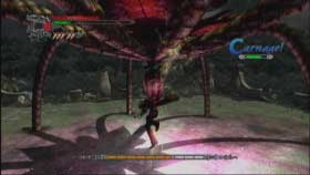 Echidna could a little harder to beat than before because you don�t have Snatch this time - Mission 13: The Devil Returns - WALKTHROUGH - Devil May Cry 4 - Game Guide and Walkthrough