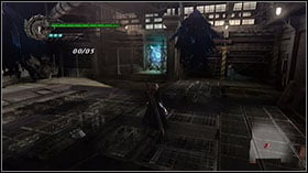 2 - Mission 7: The She-Viper - Missions - Devil May Cry 4 (PC) - Game Guide and Walkthrough