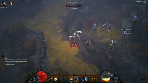 Kill all the Brigands that are guarding the woman - The Broken Blade - Quests - Diablo III - Game Guide and Walkthrough