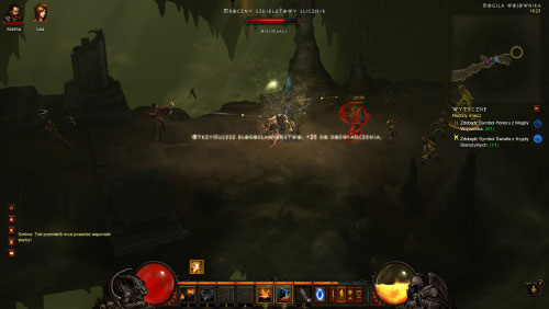Warrior's Rest is a fairly small location and you'll be dealing mostly with skeletons and archers while exploring it - The Broken Blade - Quests - Diablo III - Game Guide and Walkthrough
