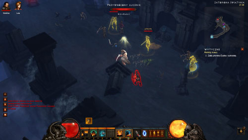 Soon before his death Ezek the Prophet will summon three of his brothers to help him - Brother Moek, Brother Larel and Brother Karel - The Broken Blade - Quests - Diablo III - Game Guide and Walkthrough
