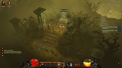 This event may be started while exploring the Festering Woods - Last Stand of the Ancients - Events - Diablo III - Game Guide and Walkthrough