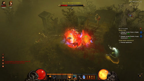 Enraged Spirits and Ghouls will suddenly appear around you - Last Stand of the Ancients - Events - Diablo III - Game Guide and Walkthrough