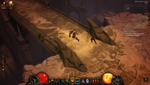 This quest will begin automatically after you've finished the previous one - The Black Soulstone - Quests - Diablo III - Game Guide and Walkthrough