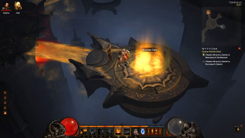 You must now travel to the second portal which will transport you to the Storm Halls - The Black Soulstone - Quests - Diablo III - Game Guide and Walkthrough
