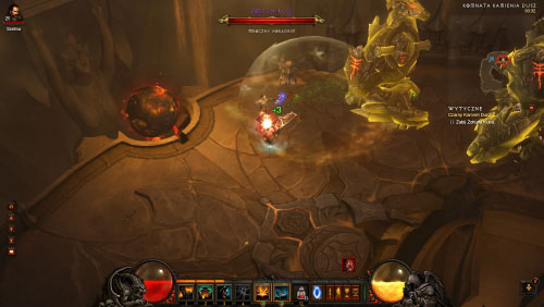 The best way to begin this battle is to eliminate the Eternal Guardians - The Black Soulstone - Quests - Diablo III - Game Guide and Walkthrough