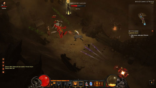 Kill all Lacuni Huntresses found in the dungeon - Lacuni Lair - Events - Diablo III - Game Guide and Walkthrough