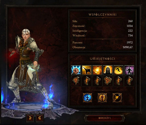 Build example | Monk - Diablo III Game Guide | gamepressure com