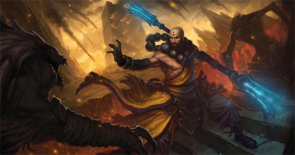 Monk   Example builds - Diablo III: Reaper of Souls Game