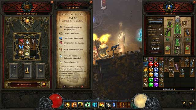 Kanai 39 s cube crafting diablo iii reaper of souls game for Diablo 3 crafting items