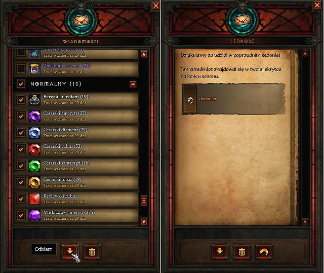 Season mode crafting diablo iii reaper of souls game for Diablo 3 crafting items