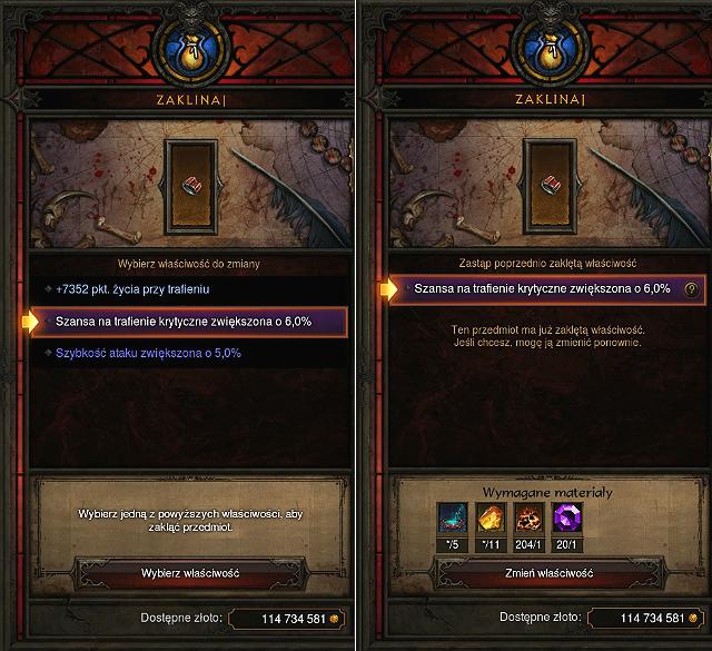 Mystic crafting diablo iii reaper of souls game guide for Diablo 3 crafting items