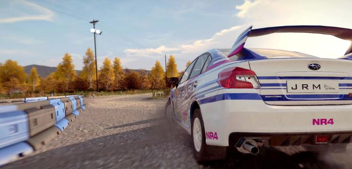 Technical approach towards curves is a crucial skill - Hints for beginners | Tips - Tips - DiRT 4 Game Guide