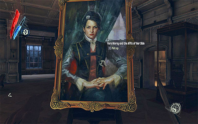 Regardless of whether you eliminated the guards or not, start exploring the rooms on the floor - Exploring the Boyle Estate's first floor - Mission 5 - Lady Boyles Last Party - Dishonored - Game Guide and Walkthrough