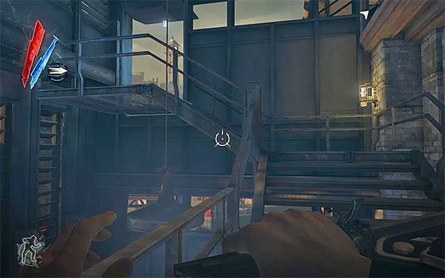 As I have already mentioned, Sokolov is staying in the greenhouse on his mansion's roof - Finding Sokolov - Mission 4 - The Royal Physician - Dishonored - Game Guide and Walkthrough