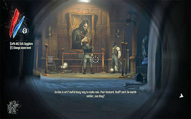 Dishonored Прохождение Код От Сейфа Торговца Картинами